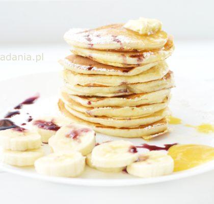 Pancakes na maslance