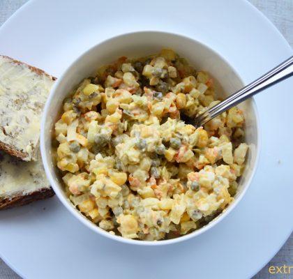 salatka jarzynowa tradycyjna