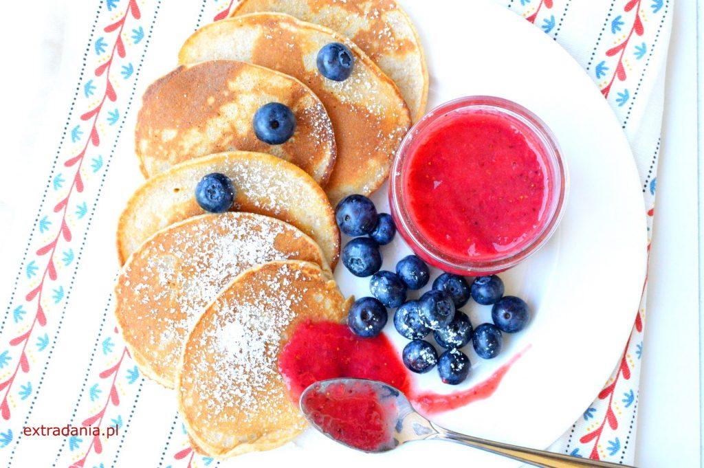 pancakes amerykanskie nalesniki