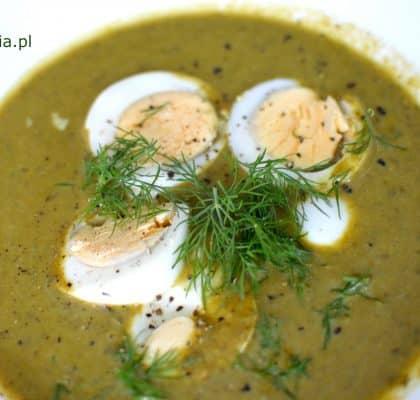 zupa krem szczawiowy