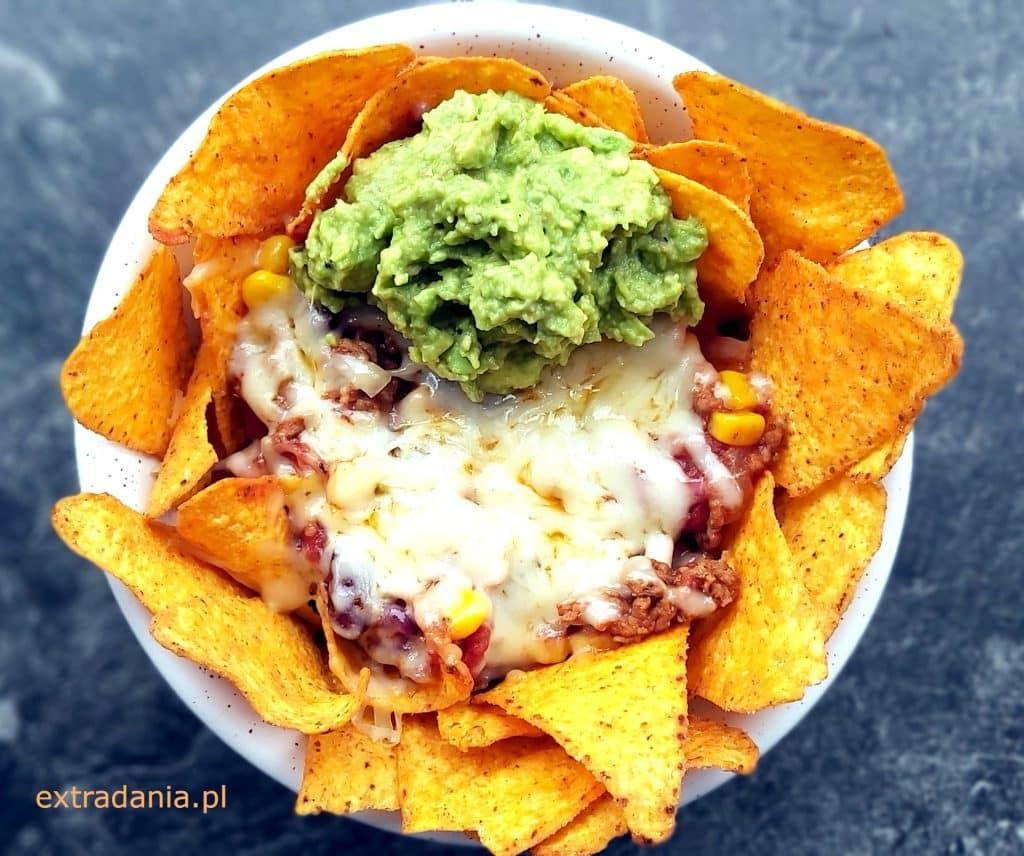 nachos grande