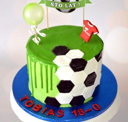 tort dla piłkarza